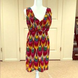 Alice & Olivia size M tribal print dress